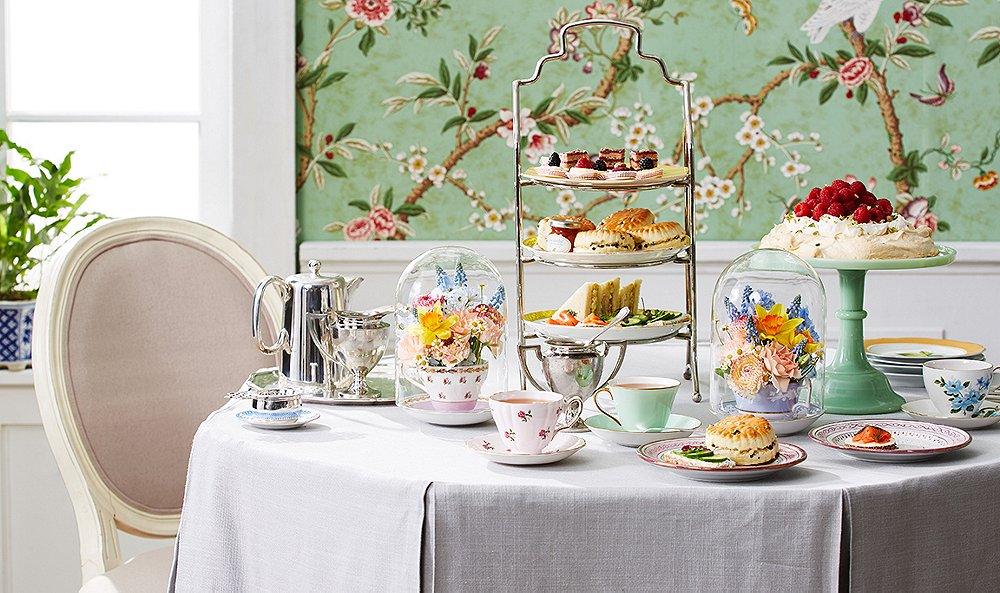 How to Host: A Vivacious Take on Afternoon Tea