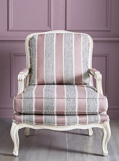 We Pared Down The Ornamentation Of A Classic Louis XV Chair To Create Our  Augusta Bergère