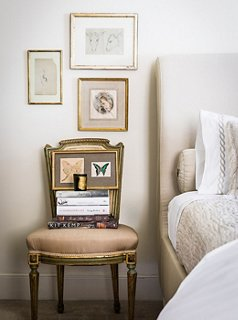 A Shield Shape Back Gives This Petite Louis XVI Chair A Sense Of Presence.