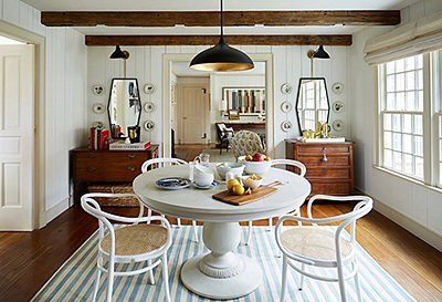 7 design savvy ideas for open floor plans