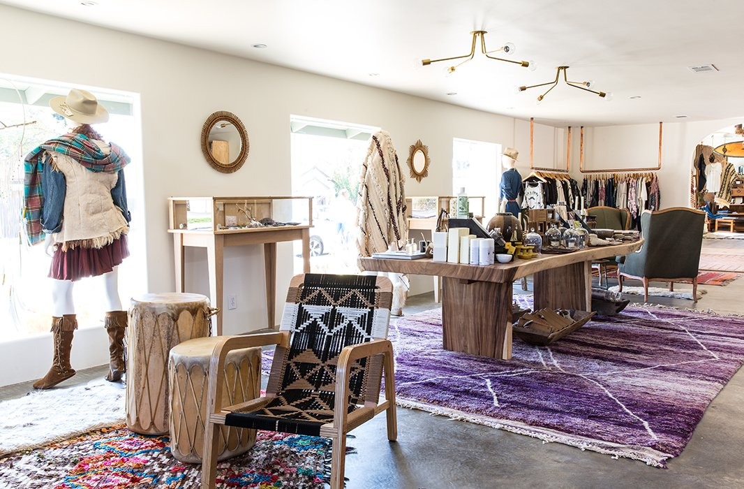 In the Field is a boutique filled with home decor, clothing, and finds for kids that feel oh-so Ojai.