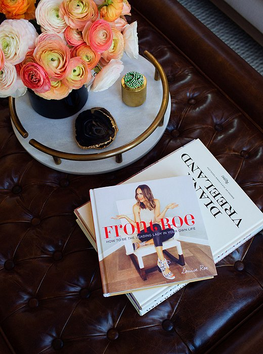 Her first book, Front Roe—also the name of her lifestyle blog—is an empowering guide to embracing personal style and beauty with tips and lessons culled from her career as a fashion journalist and TV host.