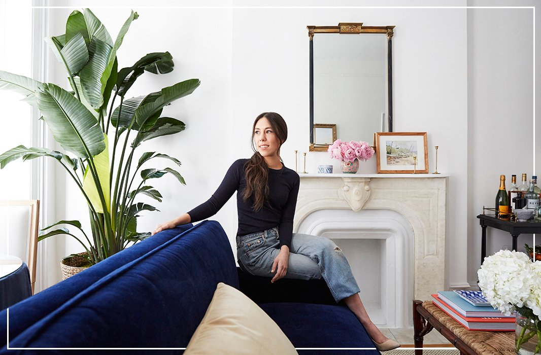 Social-media director Amy Stone at home in NYC. Photo by Tara Donne.