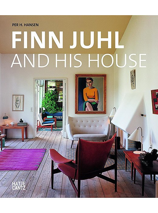 Finn Juhl and His House (Hatje Cantz, 2014) examines the designer's legacy alongside images of the house he built for himself north of Copenhagen, now a museum open to the public. This space features Juhl's Chieftains Chair (1949) and Poet Sofa (1941).