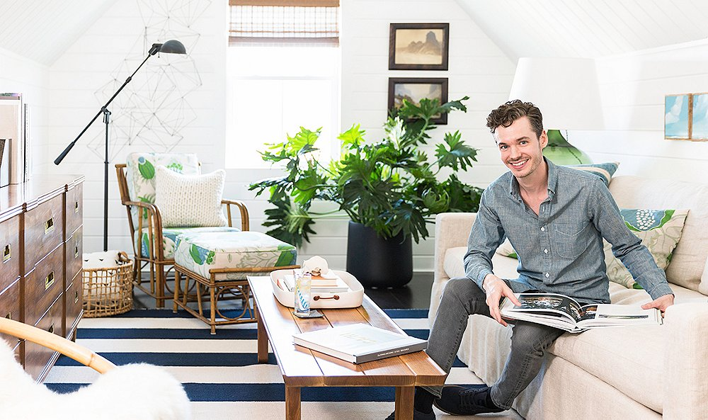 Tour a Next-Wave Designer's Beautifully Relaxed Beach House