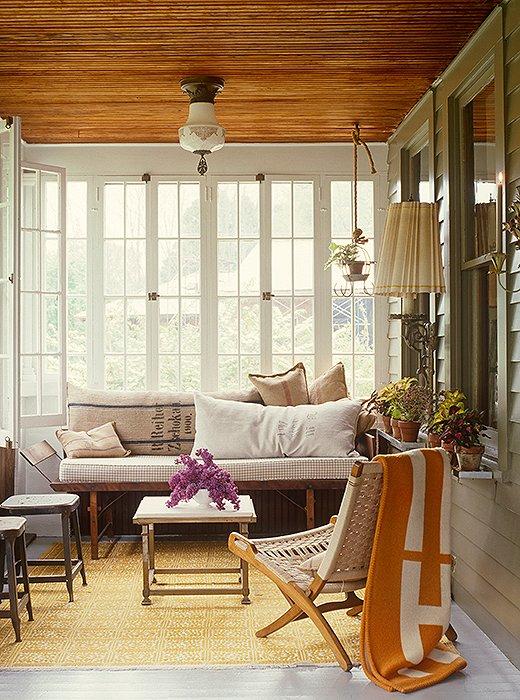 Rustic-Cabin Cool