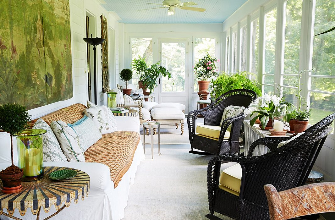 5 Sunrooms To Inspire Your Own Dreamy Escape
