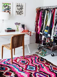Mix Large  And Small Scale Patterns