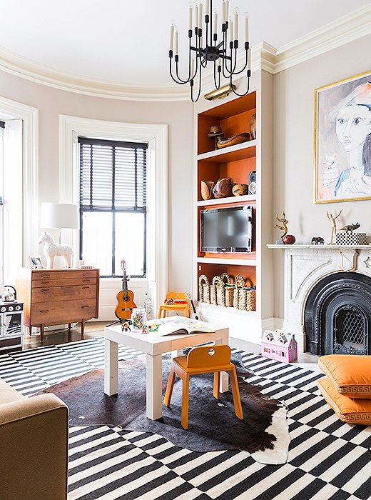 How to Decorate with Patterned Rugs