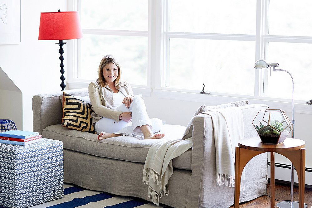 Exclusive: Jenna Bush Hager's Stunning Beach House Makeover