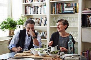 Darryl Often Stops In At The Studio Of Florist, Chef, And Gardener Sidra  Forman