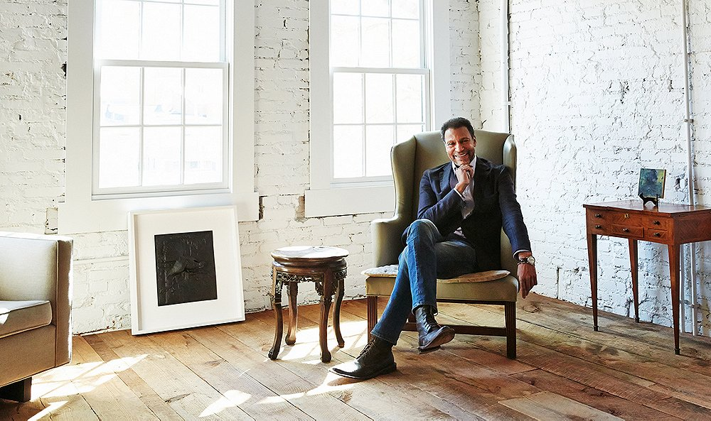 6 Lessons for Perfectly Imperfect Rooms from Darryl Carter