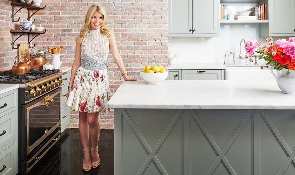 tour a new york kitchen makeover designedjenny wolf