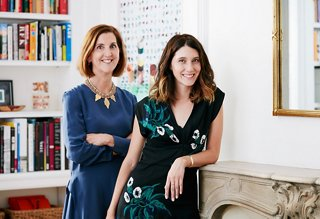 A mother 39 s day q a with suzanne and lauren mcgrath for Mother daughter house design
