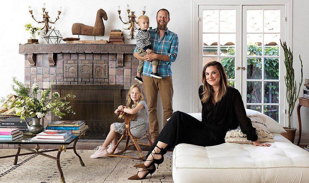 Home Tour: Designer Heidi Merrick's Laid-Back, Lush L.A. Hideaway
