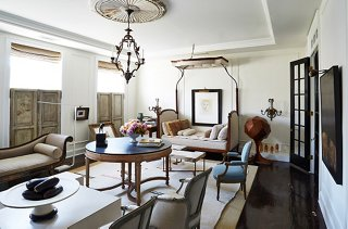 Above, The Living Room In Interior Designer Darryl Carteru0027s Washington, D.C.  Home. Photo