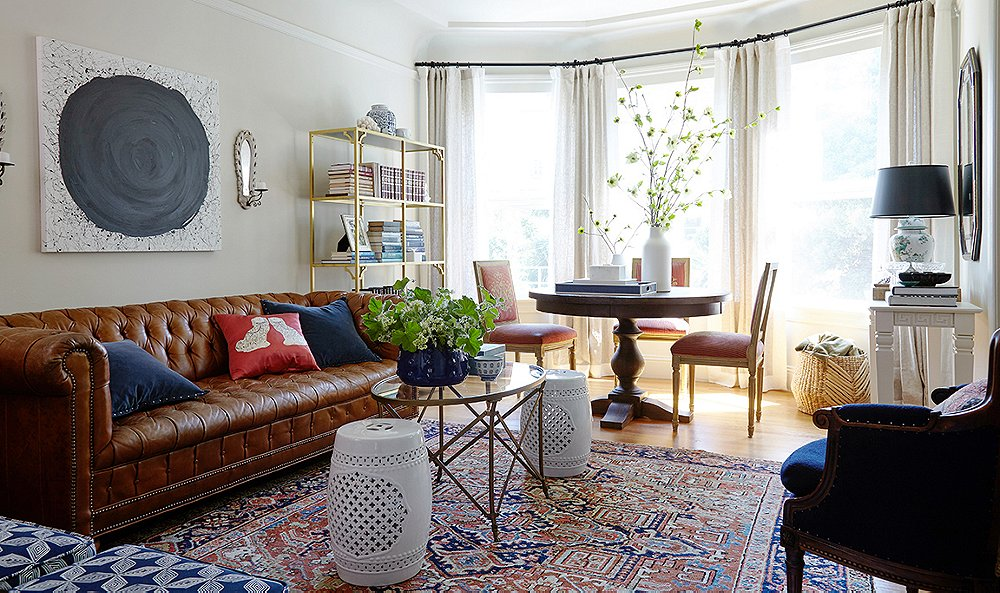 Home Tour: A Young Decorator's Traditional San Francisco Apartment