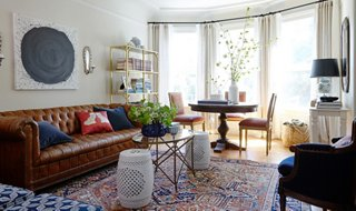 Elegant Home Tour: A Young Decoratoru0027s Traditional San Francisco Apartment Part 15