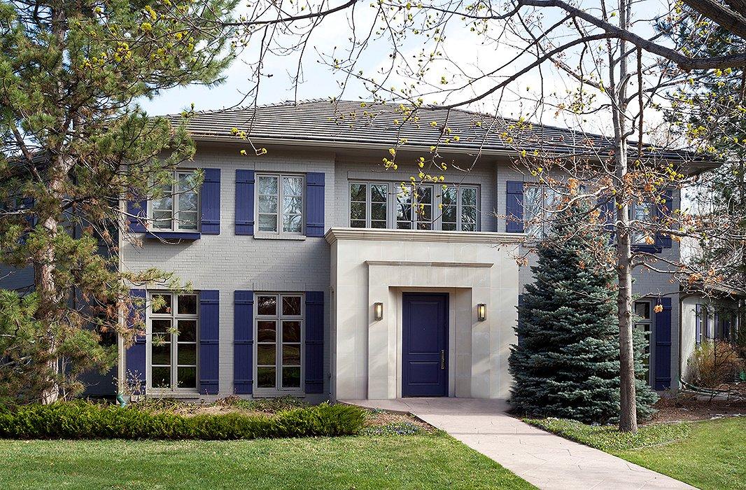 Exterior Home Colors: Designer Ideas For Exterior House Paint Colors