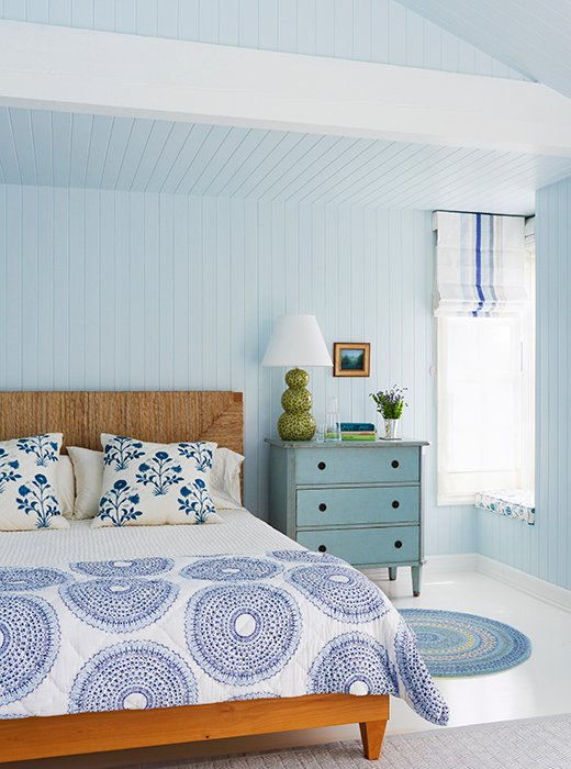 light blue walls in bedroom the most beautiful summer bedroom decorating inspiration 19037