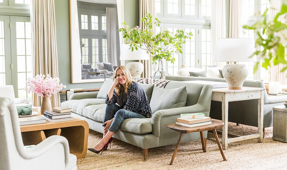 Ct Home Interiors tour edie parker founder brett heyman's connecticut home