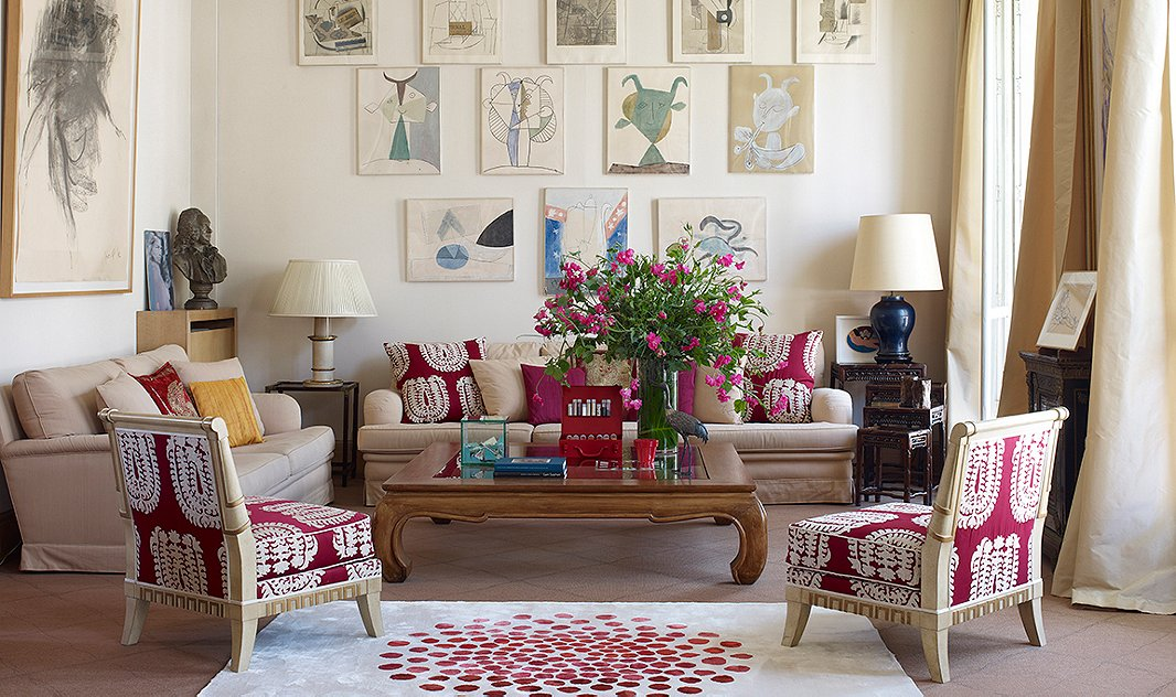 photo by william waldroninterior archive - Pictures Of Beautifully Decorated Homes