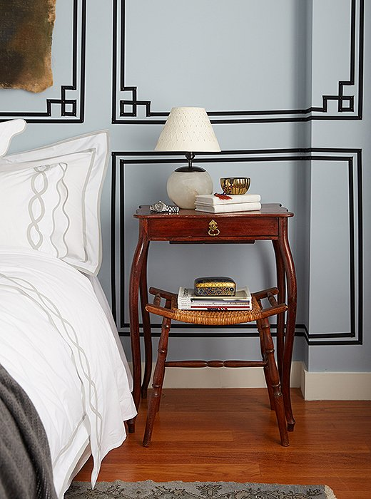 floor molding diy projects create elegant faux molding with ribbon