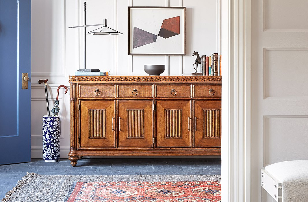 7 small entryway ideas for a stylish first impression