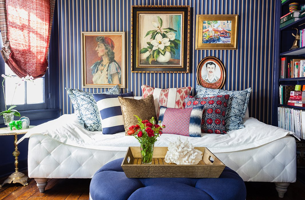 Blue And White Living Room Decorating Ideas 14 beautiful decorating ideas for blue and white