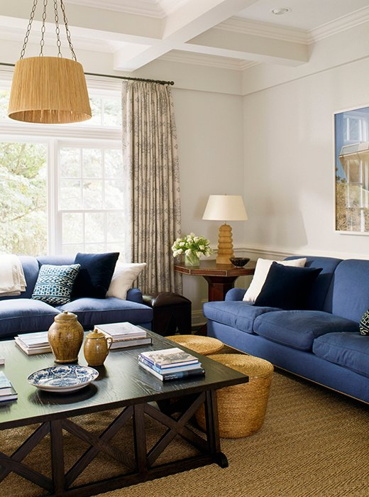 Blue And White Decorating 14 beautiful decorating ideas for blue and white