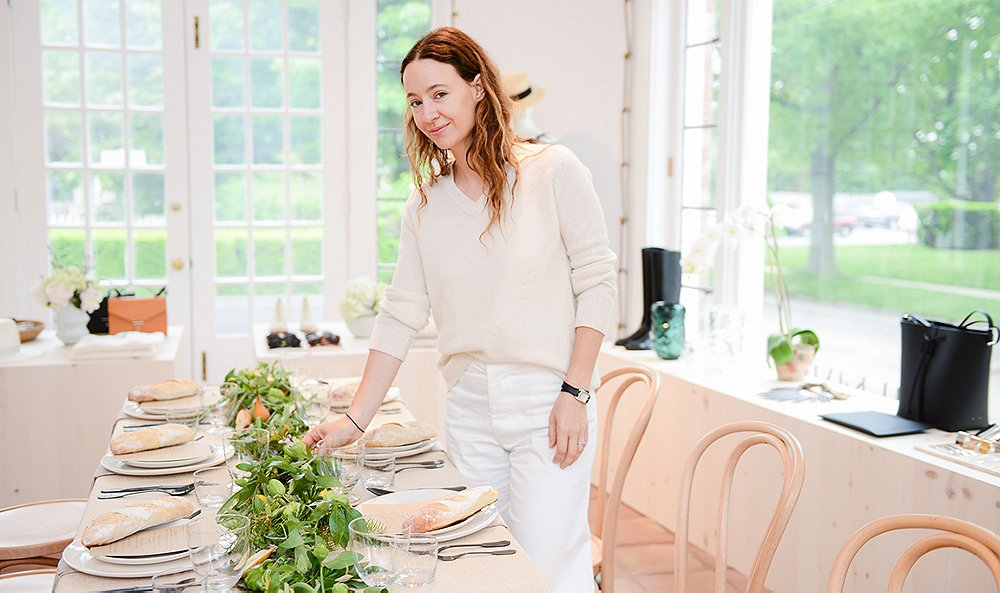 A Summer Brunch in Southampton with Jenni Kayne