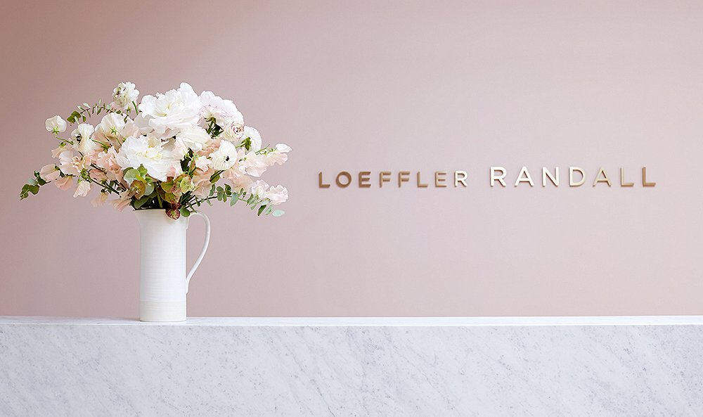 Inside Loeffler Randall's Elegant and Feminine SoHo Office