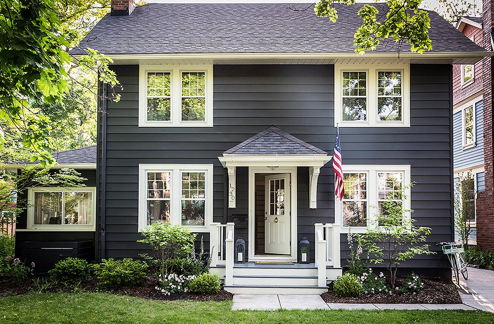 Tour Michelle Adams's Sophisticated Michigan Home
