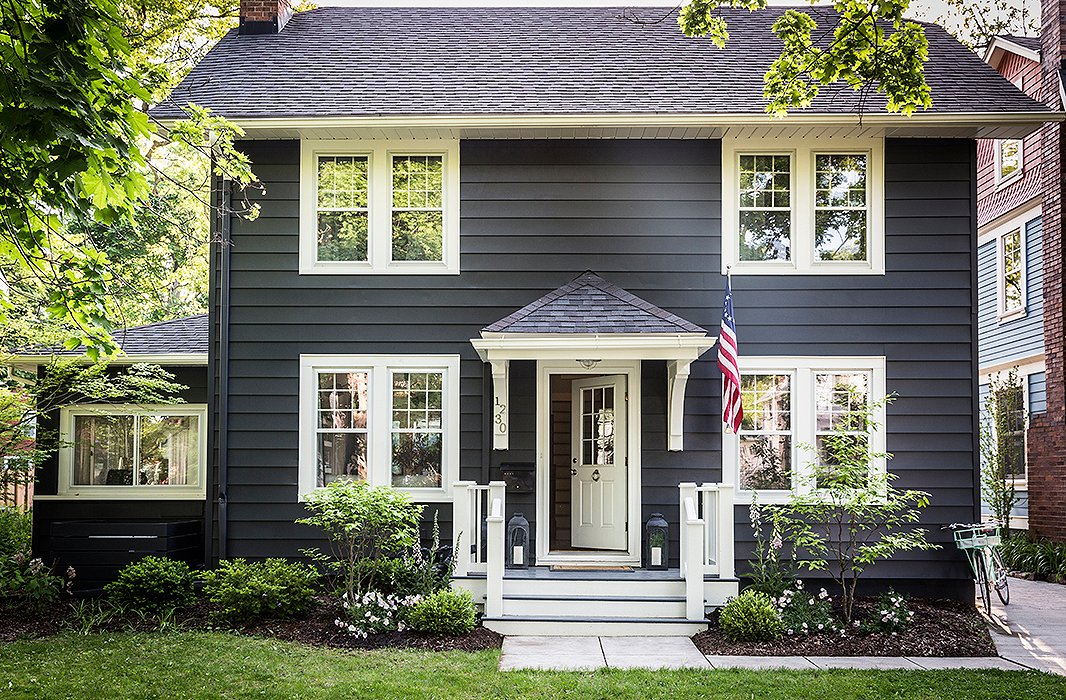 Designer Ideas For Exterior House Paint Colors