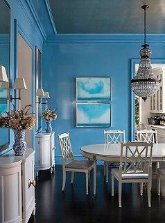 Josh Thornton & 8 Top Interior Designers Share Their Favorite Blue Paint Colors