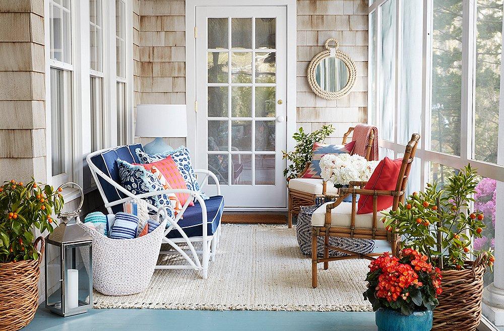 In Praise of Indoor/Outdoor Rugs