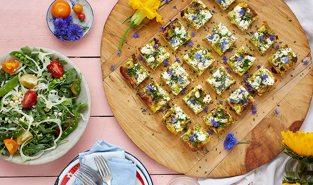 Host the Perfect Summer Brunch with These Easy Recipes