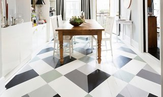 Good A Fantastic Painted Floor DIY You Can Do In A Weekend