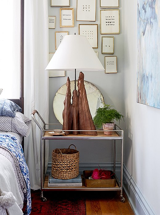 Bedside, taller versions work wonders in a guest room as magazine holders or resting places for a few rolled-up throws. It's just another example of form meeting function in more ways than one—the golden rule for wardrobe staples and decorative necessities alike.
