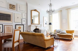Contemporary Open Living Room Ideas Concept