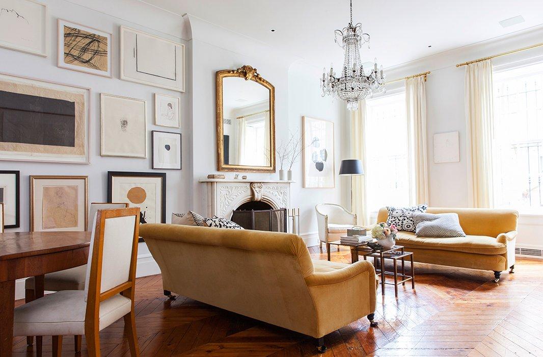 Kitchen Living Room Designs