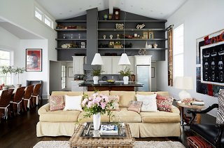 7 DesignSavvy Ideas for Open Floor Plans
