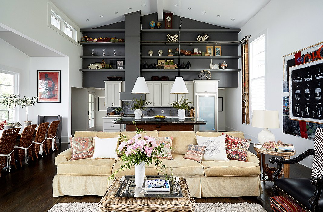 7 Design Savvy Ideas For Open Floor Plans