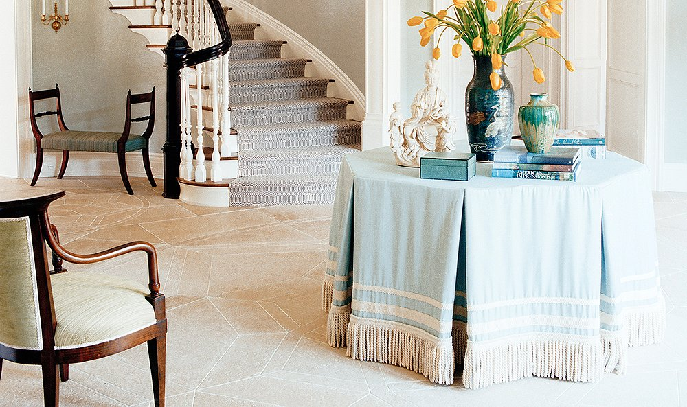 Trend Alert: Skirted Tables