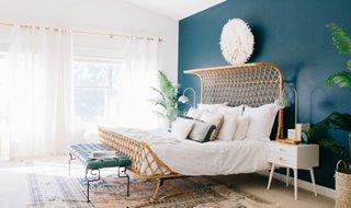 5 Steps to a Glamorous Bohemian Bedroom
