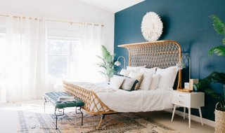 5 Steps To A Glamorous Bohemian Bedroom