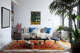 Whether In The Form Of Rugs Or Textiles, Extra Layers Are The Perfect Way To