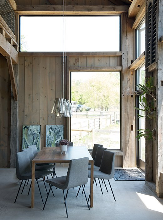 Decorating Ideas How To Master The Farmhouse Modern Look Think