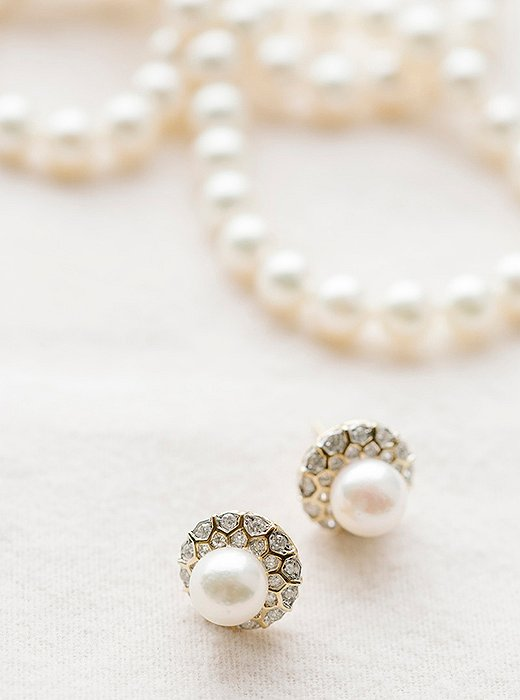 Pearl jewelry photography — 1