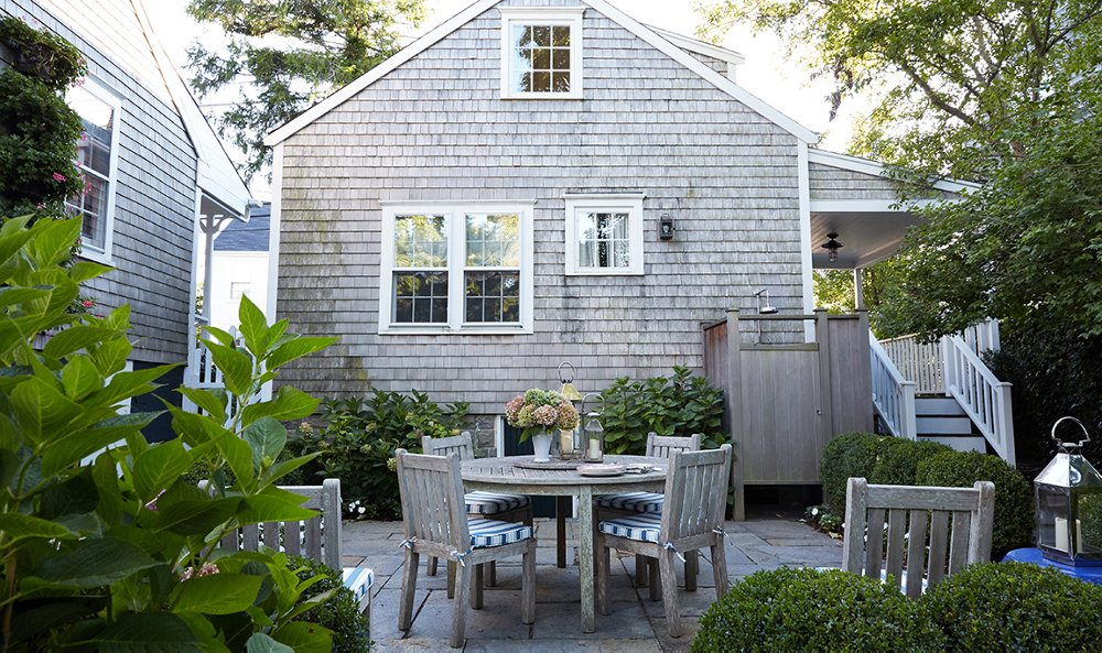 Inside a Designer's Absolutely Charming and Cozy Nantucket Cottage